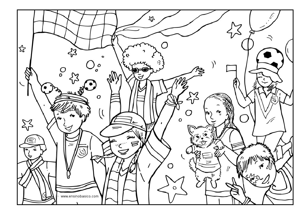 Image Result For Coloring Pages Soccer