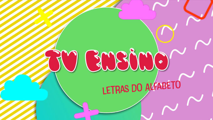 Letra Q | Letras do Alfabeto | TV Ensino